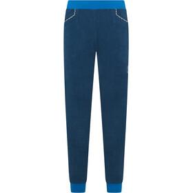 La Sportiva Session Bukser Damer, blå